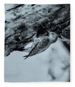 Woodpecker - El Salvador Fleece Blanket