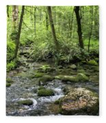Woods - Creek Fleece Blanket