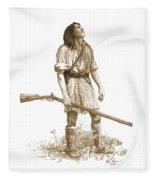 Woodsman Fleece Blanket