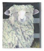 Wooly One Fleece Blanket