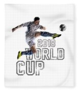 World Cup 2018 Fleece Blanket