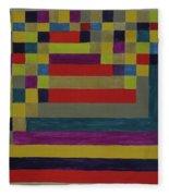 World Flag Fleece Blanket