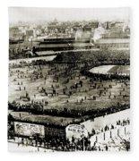 World Series, 1903 Fleece Blanket