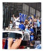 World Series Champions 2015 Fleece Blanket