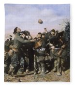 World War I: Armistice Fleece Blanket