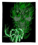 Wraith Fleece Blanket