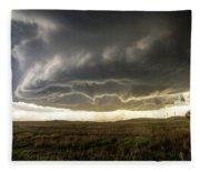 Wray Colorado Tornado 021 Fleece Blanket