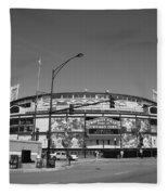Wrigley Field - Chicago Cubs 21 Fleece Blanket