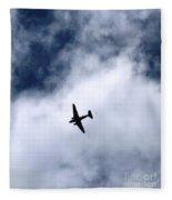 Douglas C-47 Skytrain 2 - The Drop Fleece Blanket