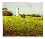Wynyard Lighthouse Way Fleece Blanket