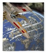 10105 X-wing Starfighter Fleece Blanket