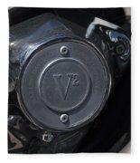 Harley Davidson 4 Fleece Blanket