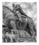 Cosimo De Medici Fleece Blanket