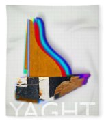 Yaghts Fleece Blanket
