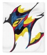 Yearning Fleece Blanket