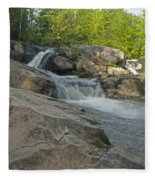 Yellow Dog Falls 4213 Fleece Blanket