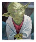 Yoda. Original Acrylic Fleece Blanket