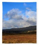 Yorkshire Dales - 26 Fleece Blanket