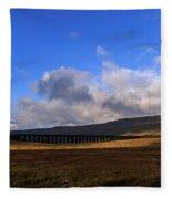 Yorkshire Dales - 27 Fleece Blanket
