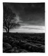 Yorkshire Serenity Fleece Blanket