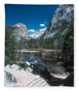 Yosemite #1 Fleece Blanket