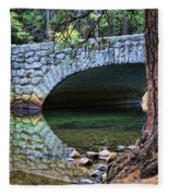 Yosemite Creek Fleece Blanket