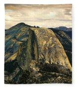 Yosemite X Fleece Blanket