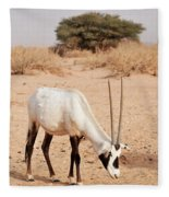 Yotvata Hai-bar Reserve Fleece Blanket