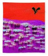 You Field Fleece Blanket
