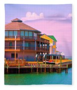 You Should See The Sunset Fleece Blanket