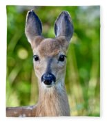 Young And Pretty Fleece Blanket