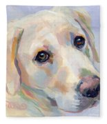 Young Man Fleece Blanket