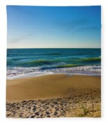 Your Beach Is Calling Fleece Blanket
