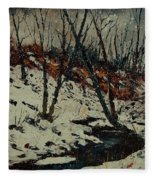 Ywoigne Snow Fleece Blanket