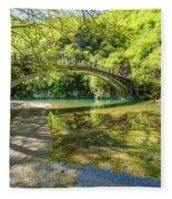 Zagora Bridge Fleece Blanket