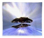 Zenith Of Radiance Fleece Blanket