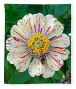 Zinnia Guest Fleece Blanket