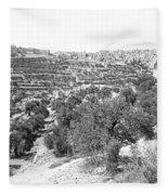 Bethlehem 1886 Fleece Blanket