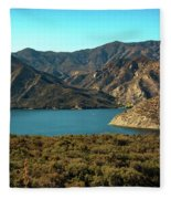 Columbia River  Fleece Blanket