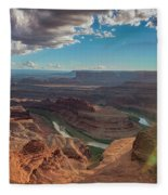 Dead Horse Point Fleece Blanket