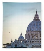 Dome Fleece Blanket