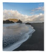 Endless Beach Fleece Blanket