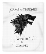 Game Of Thrones Fleece Blanket
