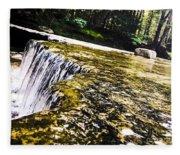 Hogback Ridge Park Fleece Blanket
