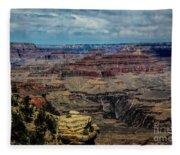 Landscape Grand Canyon  Fleece Blanket