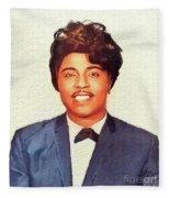 Little Richard, Music Legend Fleece Blanket