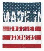 Made In Harriet, Arkansas Fleece Blanket
