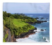 Maui Fleece Blanket