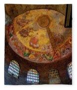 Mausoleo Di Santa Costanza Fleece Blanket