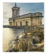 Normanton Church Museum Fleece Blanket